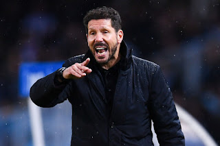 Diego Simeone Mentions The Quality Arsenal Has Over Chelsea and Co