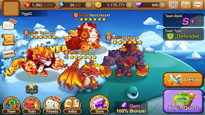 LINK DOWNLOAD GAME Monster Warlord 2.6.1 FOR ANDROID CLUBBIT