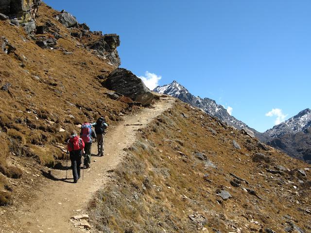 Trekking in Nepal, View Nepal Treks