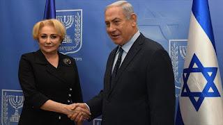 Presidente rumano pide a la premier que dimita por plan proisraelí