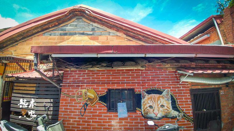 民權老街3D立體彩繪巷 民權街84巷3D立體彩繪巷 三峽老街秘境新景點 三峽新IG拍照打卡點