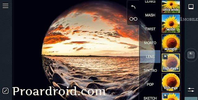 تطبيق Cameringo+ Effects Camera v2.8.29 للاتقاط الصور باحترافية كامل للاندرويد logo