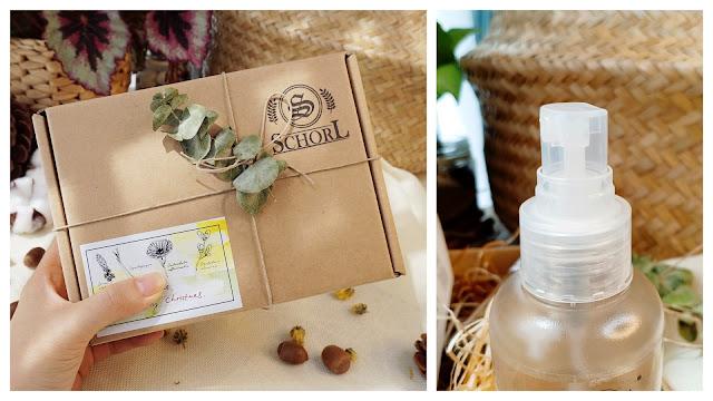Schorl malaysia gift Schorl Purslane Hydration Mist Essence