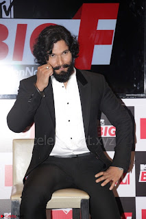 Randeep Hooda at a Press Conference of MTV Show BIGF Season 2 011.JPG