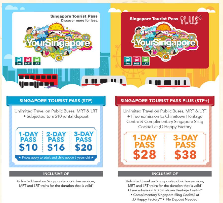 Tourist Pass Singapore