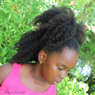 DIY Hair Treatment for Kids | African Naturalistas