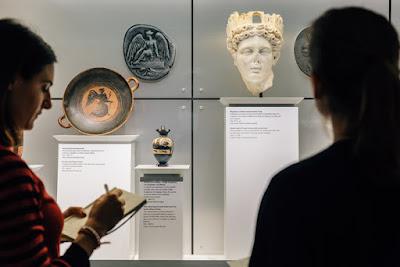 """Σπεύσατε για το """"Χρήμα"""" στο Μουσείο Κυκλαδικής Τέχνης"""