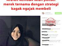 Soal Endorser Arafah Rianti, Apa Kata Tung Desem Waringin?