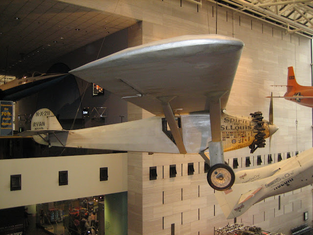 smithsonian-aerospase-museum スミソニアン博物館