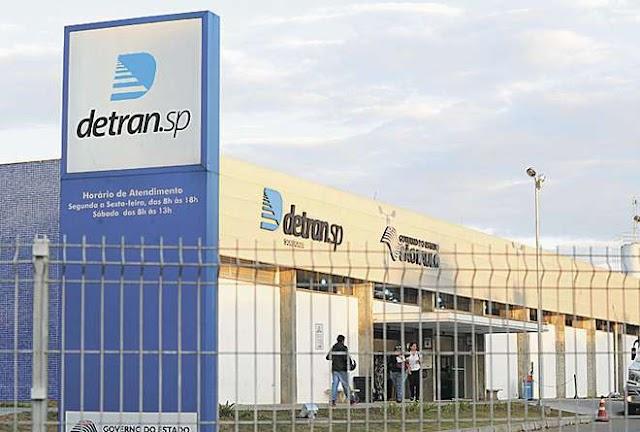 Detran-SP autoriza Concursos com 575 vagas