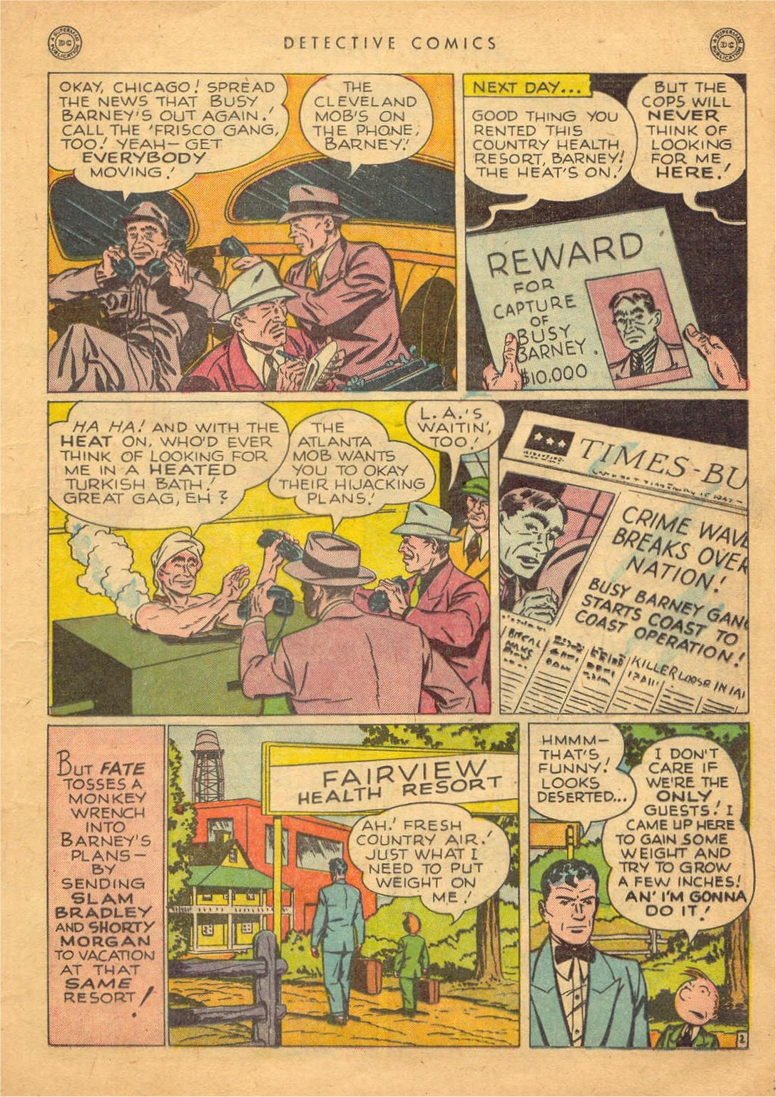 Read online Detective Comics (1937) comic -  Issue #129 - 24