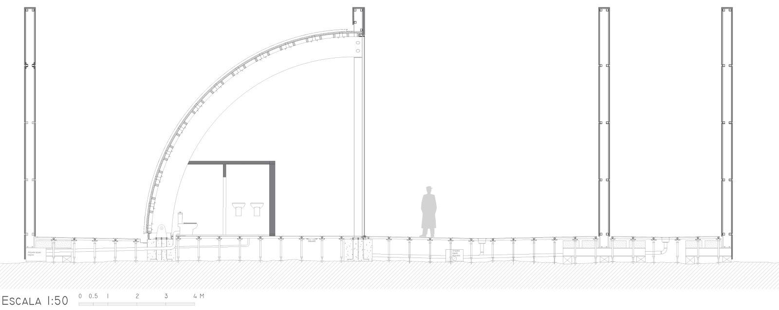 Construcci n iii grupo p9 for Detalle suelo tecnico