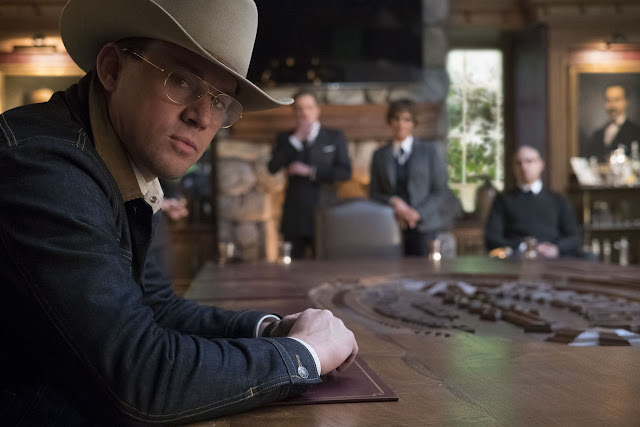WATCH: KINGSMAN: THE GOLDEN CIRCLE First-Ever Trailer Finally Revealed