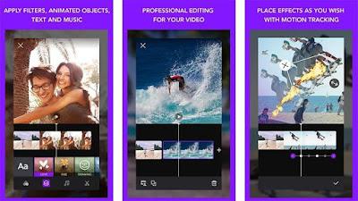 edit video denga menggunakan android