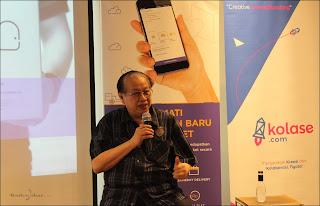 Djohari Zein, founder GBMI