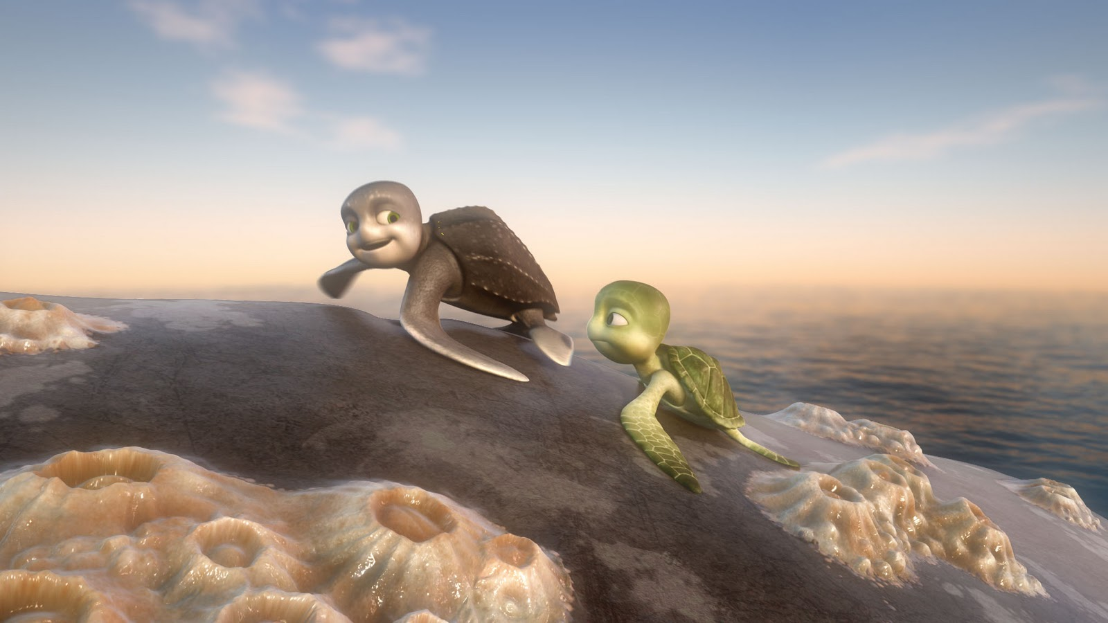 Inspired By Savannah Must See Movies A Turtle S Tale