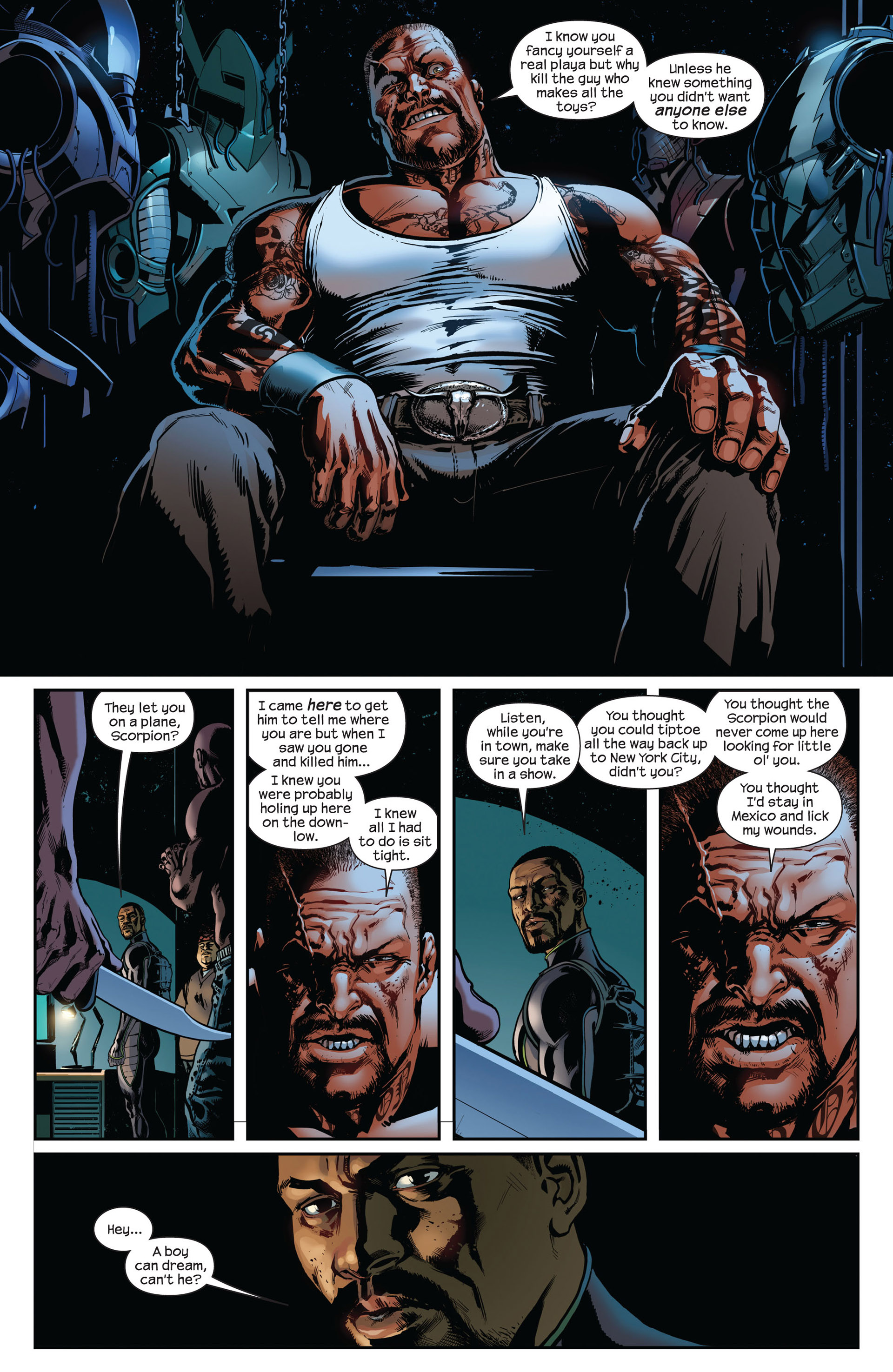 Read online Ultimate Comics Spider-Man (2011) comic -  Issue #9 - 8