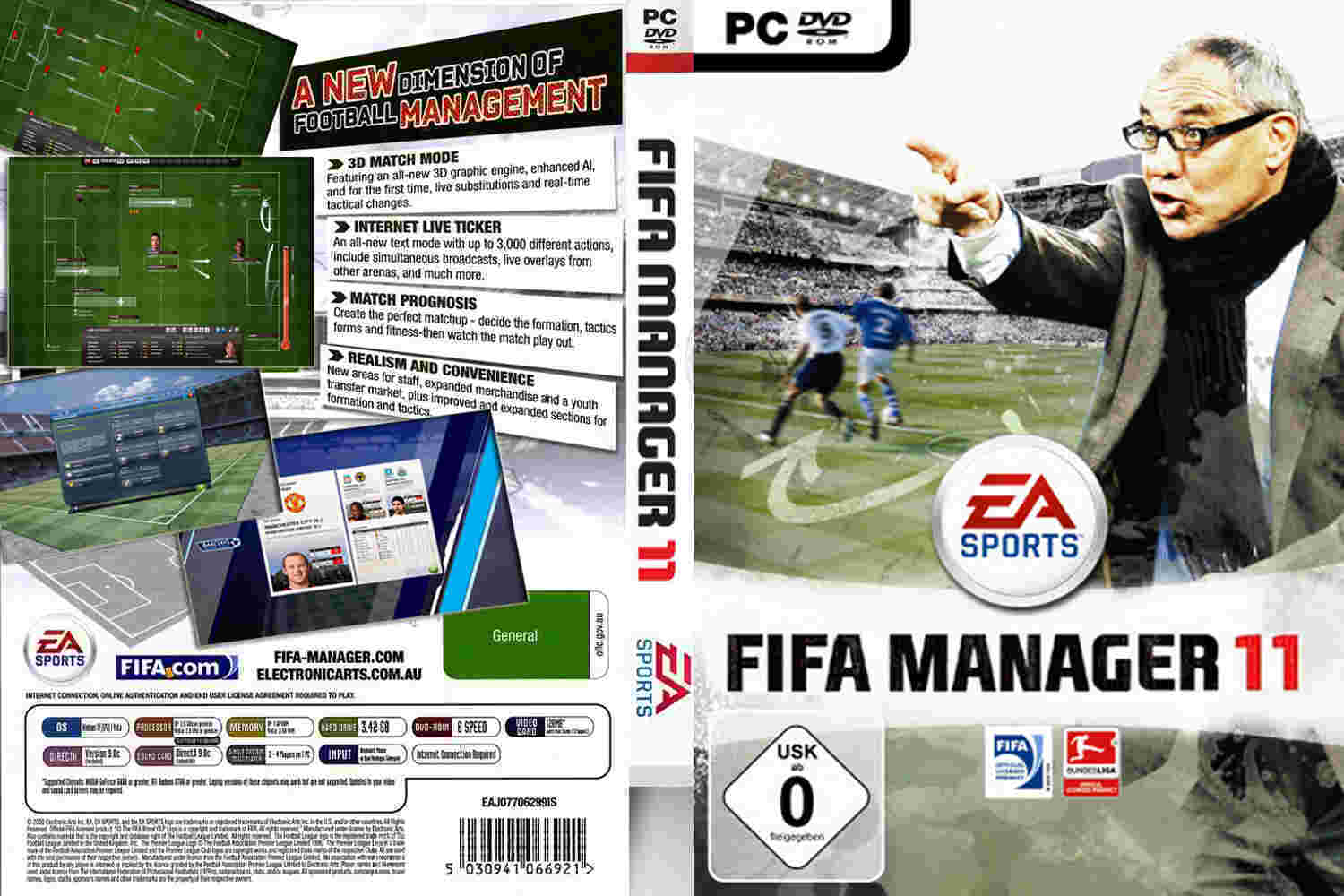 fifa manager pc