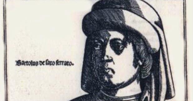 Bartolo y el Derecho romano