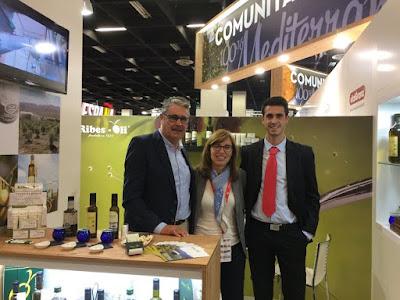 La Generalitat respalda en Colonia al medio centenar de empresas valencianas presentes en la feria Anuga 2017