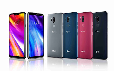 LG G7 ThinQ goes official