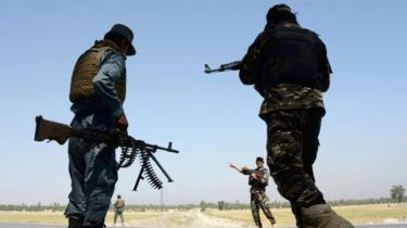 Afghan Isis leader Killed  says US and Afghan Officials