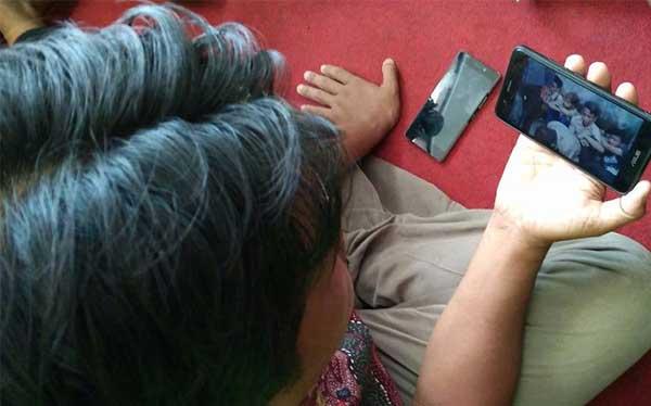 video pelajar mts cirebon dibully menyebar di facebook
