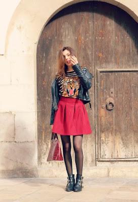 Faldas Cortas de Moda