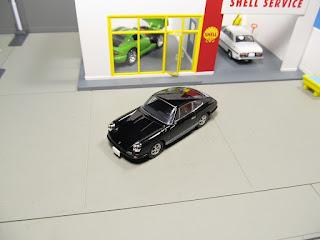 Tomica Limited Vintage LV-86c  Porsche
