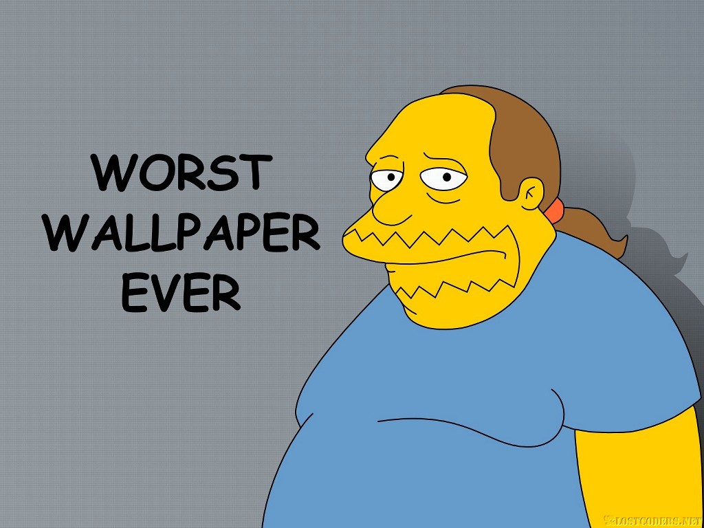 It's HD | Animals-Funny-Wallpapers: funny simpsons wallpapers