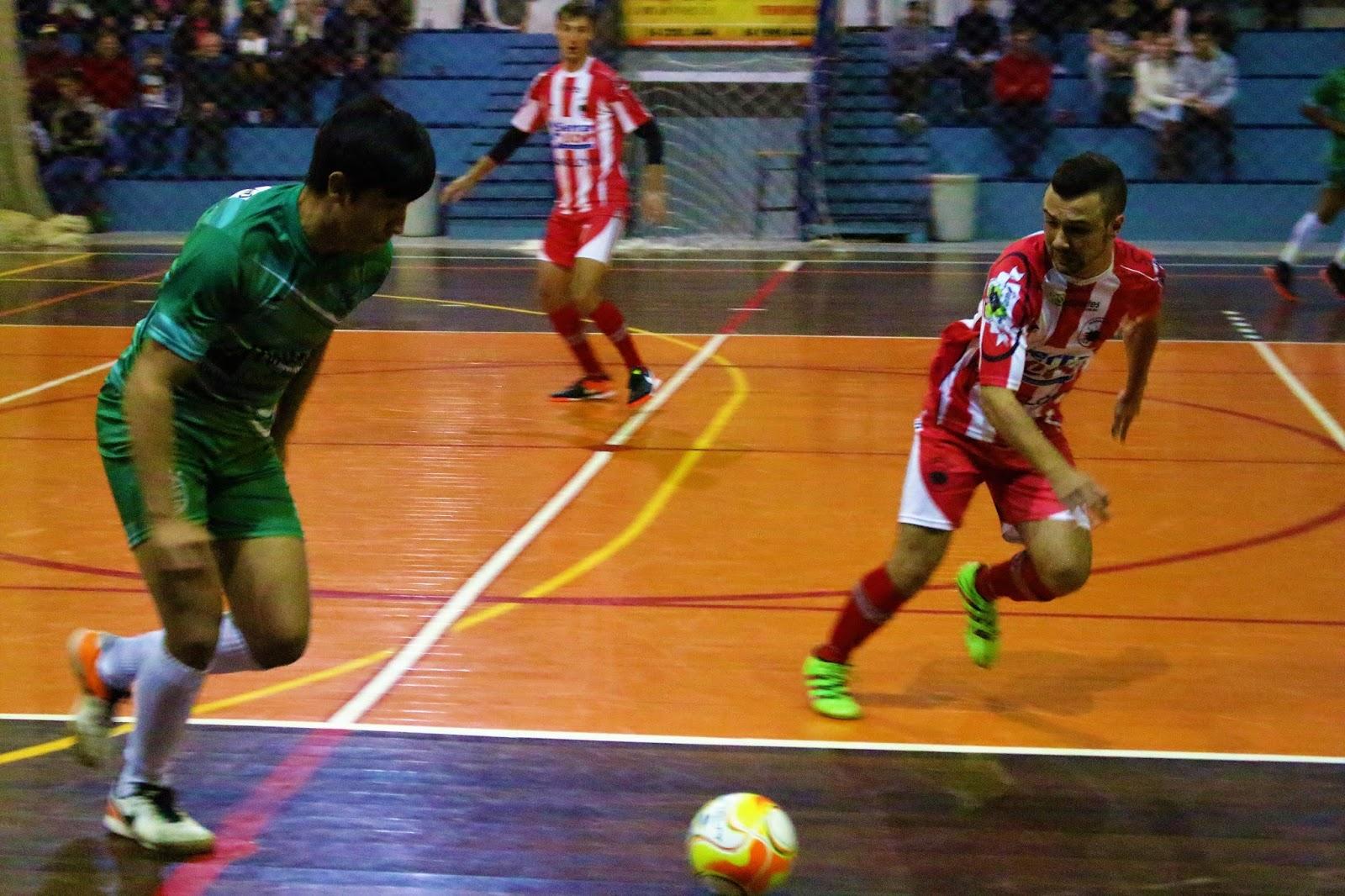 27b92ff9f Das oito vagas para as quartas de finais da Copa Nova Petrópolis de Futsal  1ª Divisão