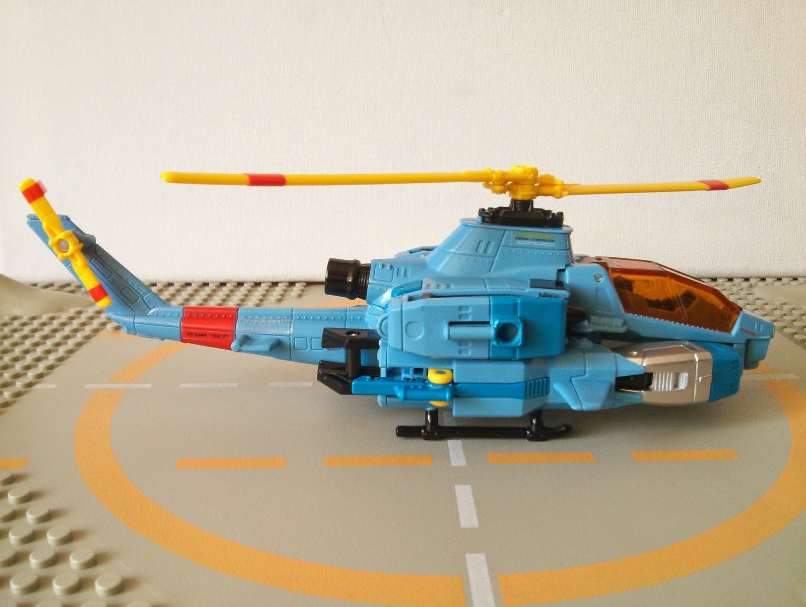 copter whirl
