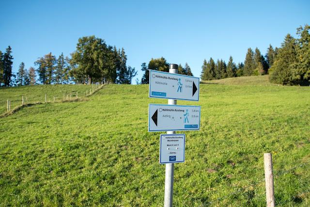Meditationsweg Ammergauer Alpen im Blauen Land  Etappe 3 Murnau - Aidling 17