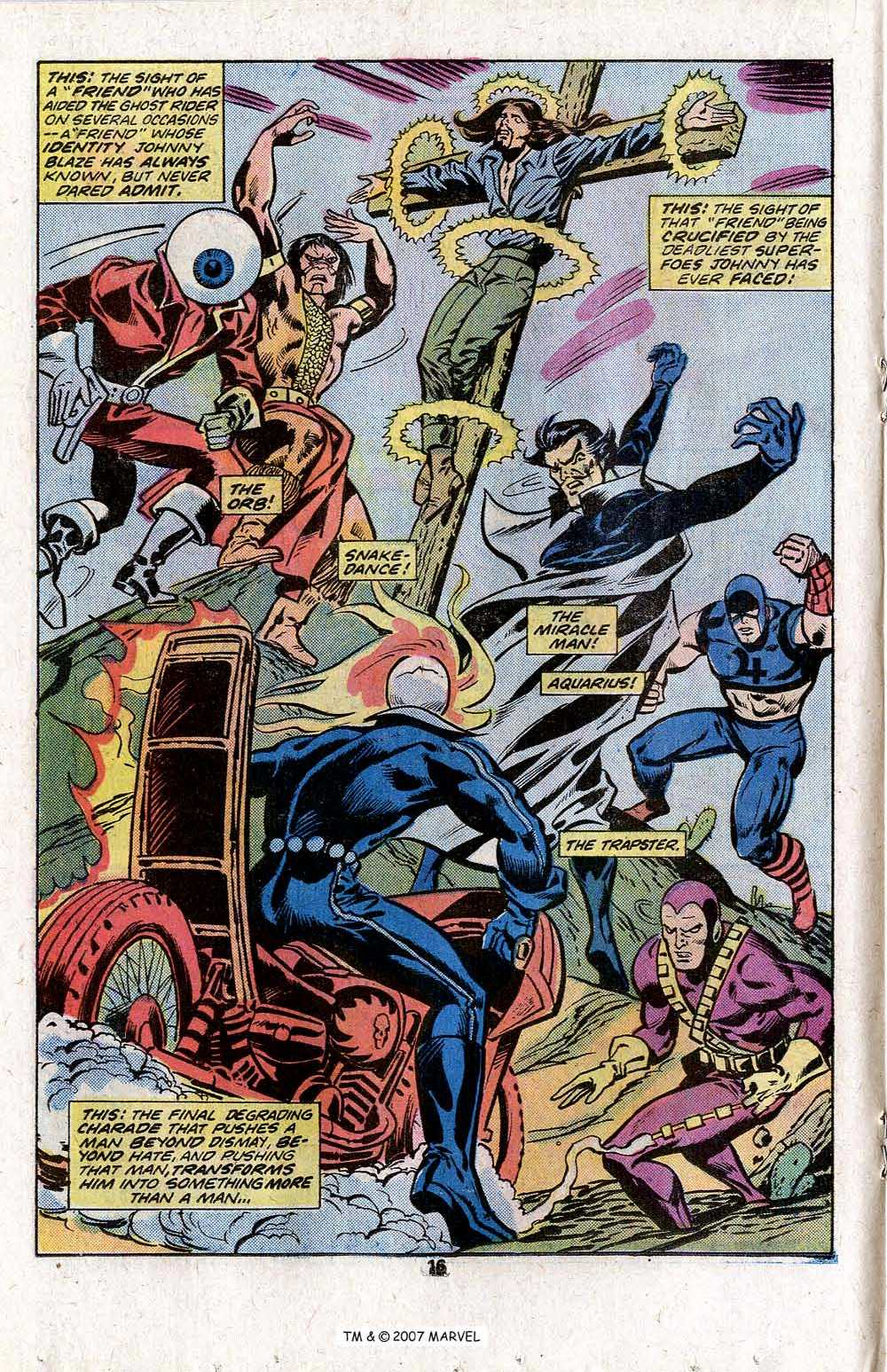 Ghost Rider (1973) Issue #18 #18 - English 18