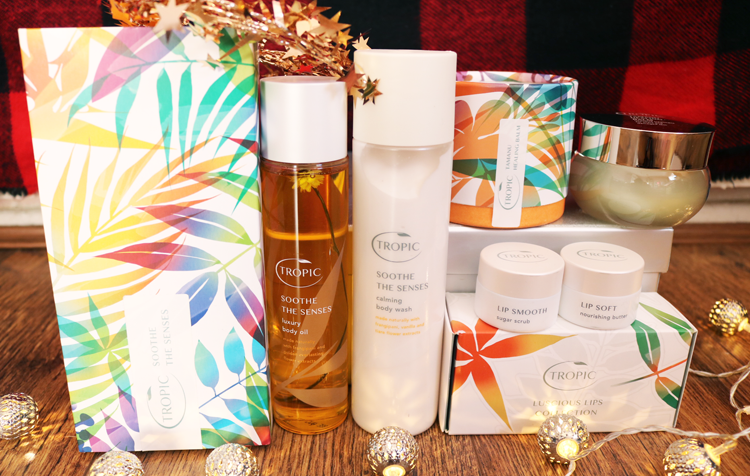 Tropic Skincare & Pampering Gifts