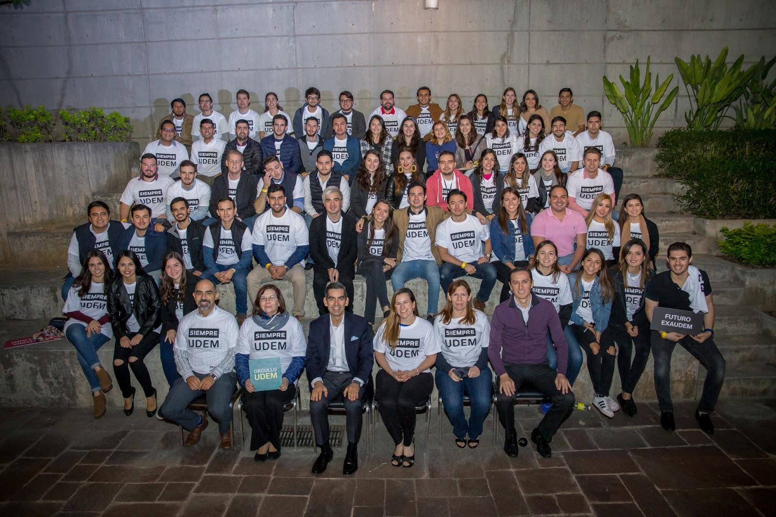 Logros ExaUDEM 2017