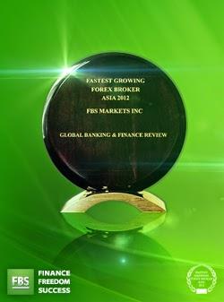 Forex Broker Dengan Perkembangan Tercepat di Asia 2012
