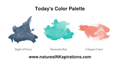 Global Creative INKspirations - Birthdays | Color Palette using colors by Stampin' Up!® | Nature's INKspirations by Angie McKenzie
