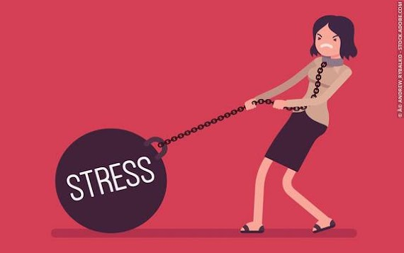 ÇOK STRES ANNECİM... | PSİKOJEN