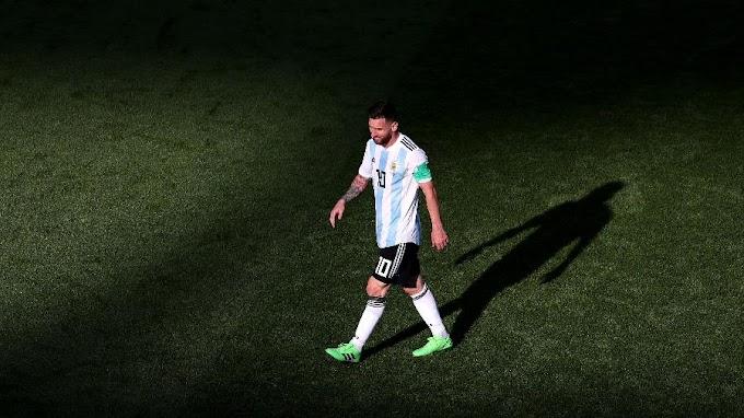 Messi não decide mais uma em mata-mata de Copa. Fim de história na seleção?