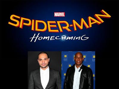 Nuevas imágenes del rodaje y dos incorporaciones al reparto de 'Spider-man: Homecoming'