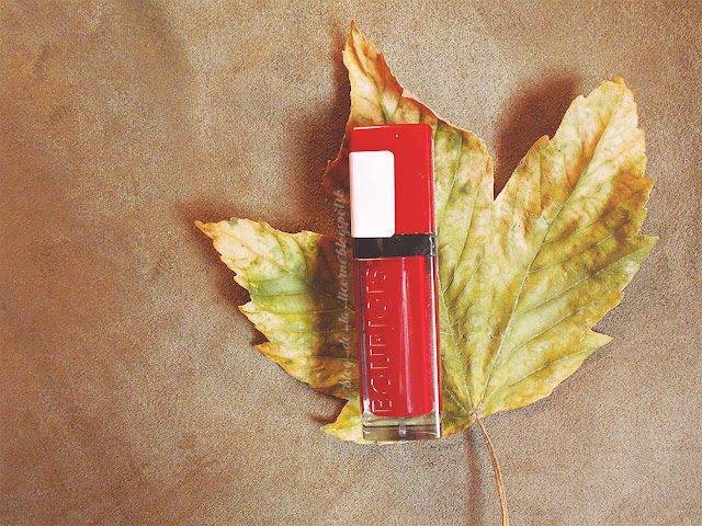 Bourjois Rouge Edition Velvet recenzia