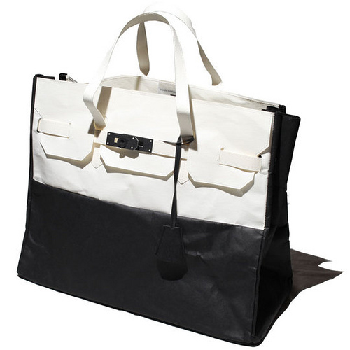 55be7792d1e6 Girls now sit down and breath...because after I have shown you the Canvas  Birkin here, I have another cool new for you...here it is the Paper-Birkin  by ...