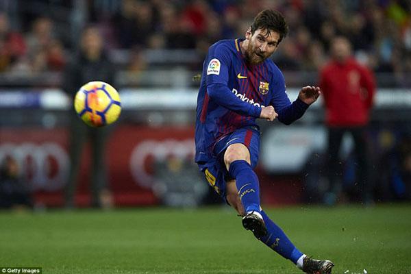 Barca đại thắng: Messi cán mốc lịch sử, thăng hoa rực rỡ 3