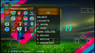 PES CHELITO V4 FIFA 19 Edition Updated 2019