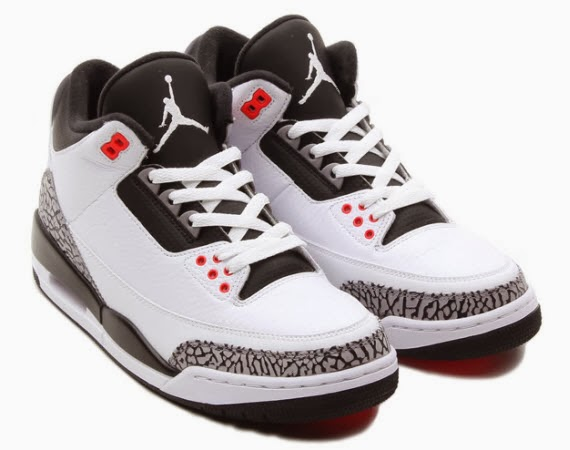 competitive price f6849 19c82 The Nerdy Gentlemen: Nerdy Sneakers: Air Jordan 3 Infrared ...