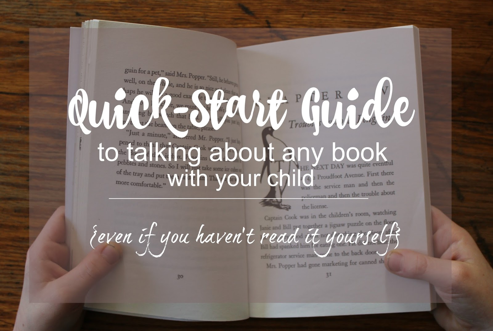 The unlikely homeschool the quick start guide to talking about quick start guide to talking about any book with a child even if you solutioingenieria Gallery