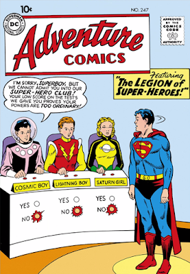 Adventure Comics (1938) #247 Cover