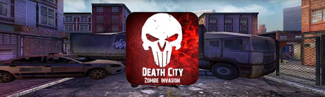 Death City Zombie Invasion v1.0 Para Hileli Mod