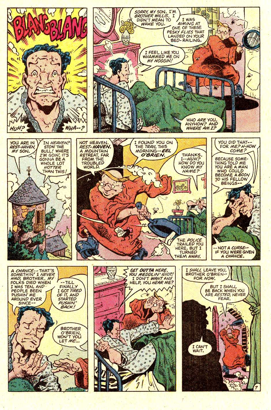Read online Secret Origins (1986) comic -  Issue #30 - 28